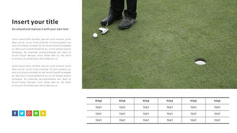 그린 그루브 골프 템플릿 디자인_15