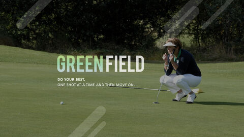 Golf The Green Groove Templates Design_04
