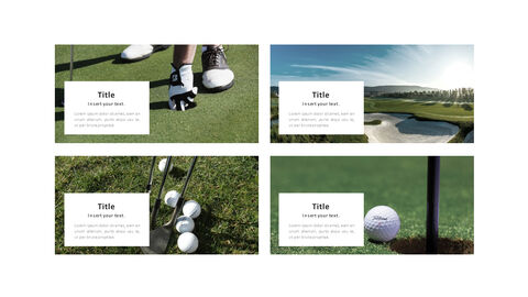 Golf The Green Groove Templates Design_05