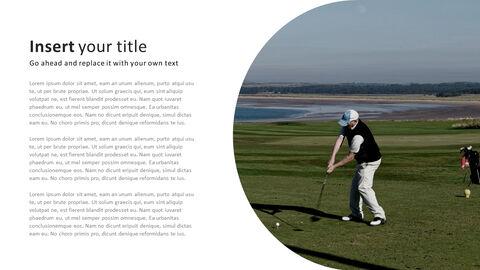 그린 그루브 골프 템플릿 디자인_37