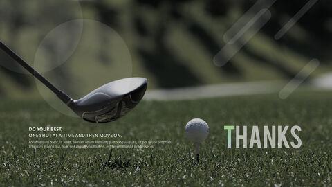 그린 그루브 골프 템플릿 디자인_40