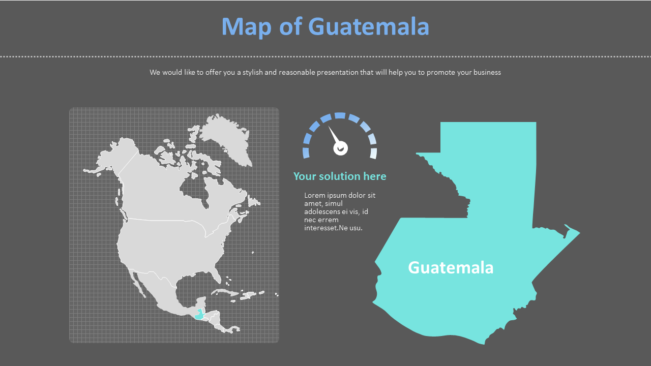 Picture of: Map Of Guatemala Diagram
