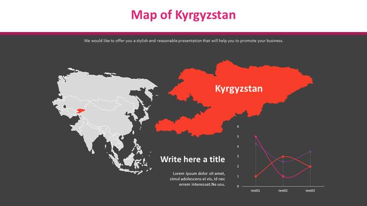 키르기스스탄 지도 다이어그램_02