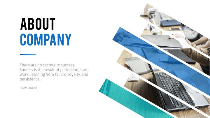 Success Project PowerPoint Templates Design_02