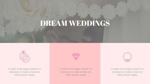 결혼식 날 심플한 파워포인트 템플릿_05