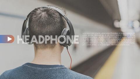 음향 장치 편집이 쉬운 파워포인트 디자인_03