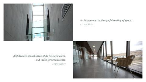 건축 설계 편집이 쉬운 프레젠테이션 템플릿_08