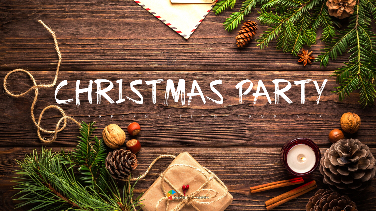 Christmas Party Ppt Presentation