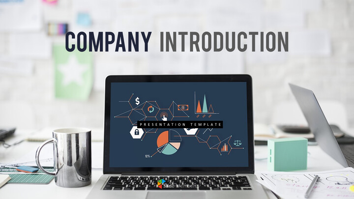 Company Introduction Easy Presentation Template_01
