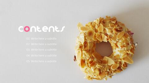 도넛 PPT 프레젠테이션_03