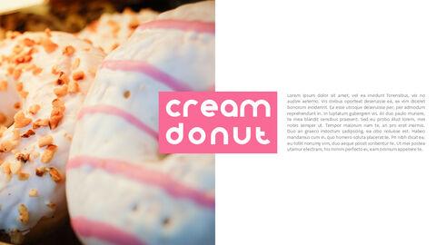 도넛 PPT 프레젠테이션_04