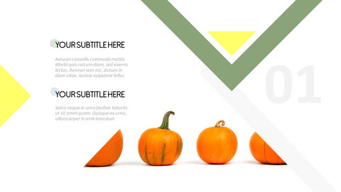 Happy Thanksgiving Simple PowerPoint Templates_03