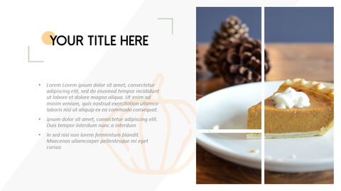 Happy Thanksgiving Simple PowerPoint Templates_04