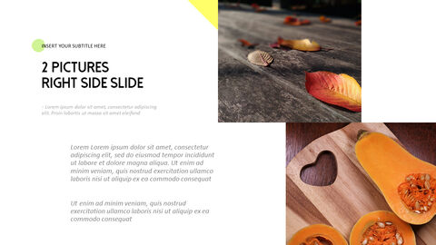 Happy Thanksgiving Simple PowerPoint Templates_06