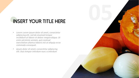 Happy Thanksgiving Simple PowerPoint Templates_07