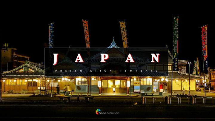 일본 심플한 템플릿 디자인_01
