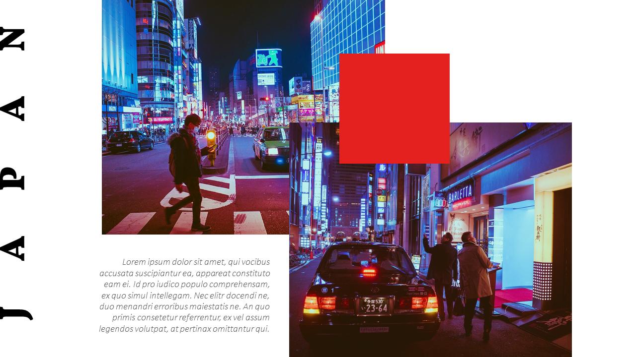 Japan Simple Templates Design