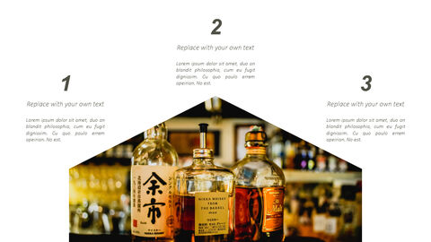 liquor store Simple PowerPoint Template Design_05