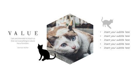 Pet shop Simple PowerPoint Template Design_05