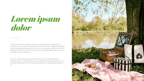 Picnic Time Easy PowerPoint Design_05