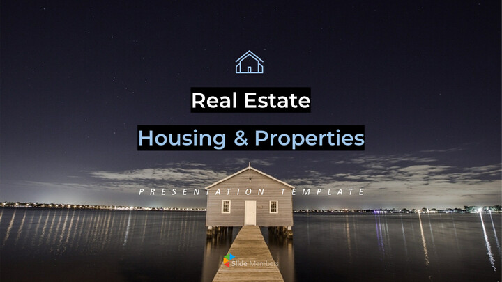Real Estate (Housing & Propertie) Easy Presentation Template_01