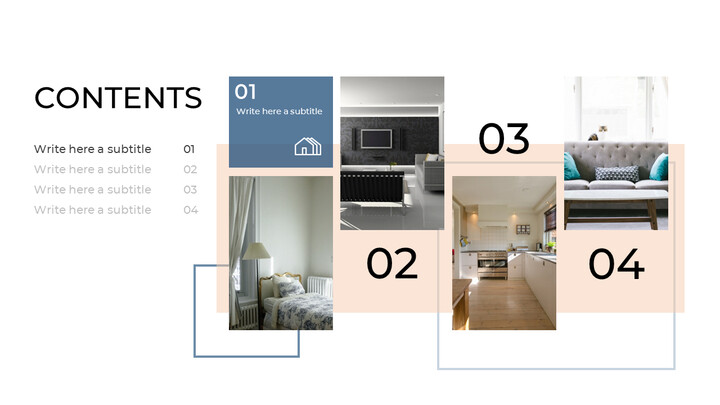 Real Estate (Housing & Propertie) Easy Presentation Template_02