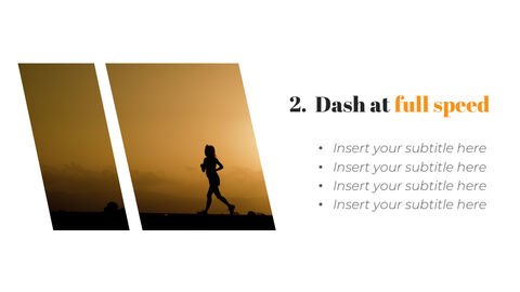 Running Club Easy PPT Template_04