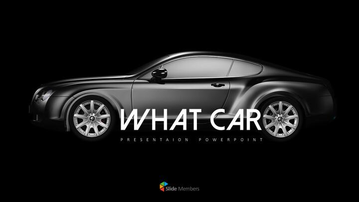 What car PPT Presentation_01