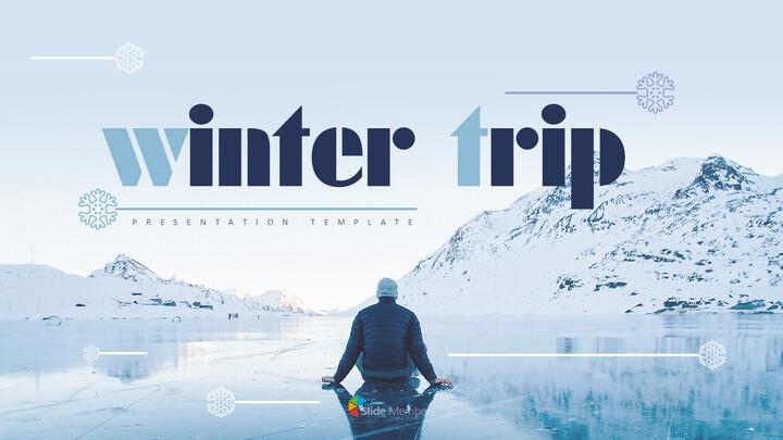 겨울 여행 심플한 템플릿_01