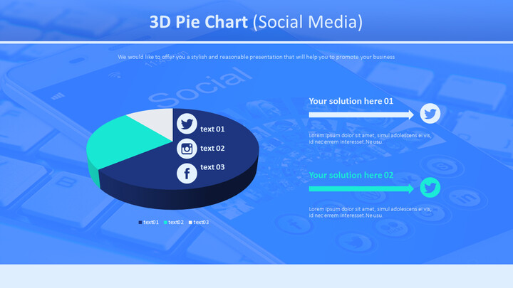 3D 파이 차트 (소셜 미디어)_01