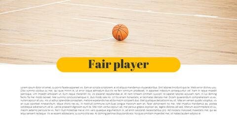 Basketball Game PPT Presentation_03