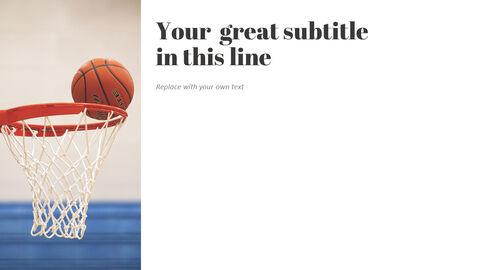농구 게임 PPT 프레젠테이션_08