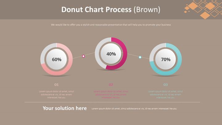 도넛 형 차트 프로세스 (갈색)_02