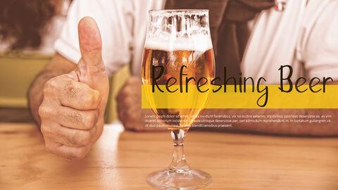 맥주를 마셔 PPT 프레젠테이션_07