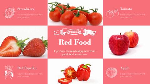 신선한 마트, 유기농, 신선한 음식, 농장 상점_09