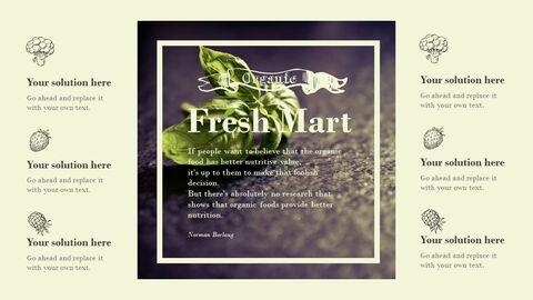신선한 마트, 유기농, 신선한 음식, 농장 상점_30