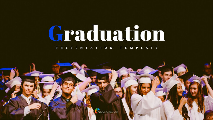 Graduation Easy PPT Template_01