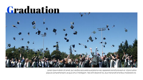 Graduation Easy PPT Template_03