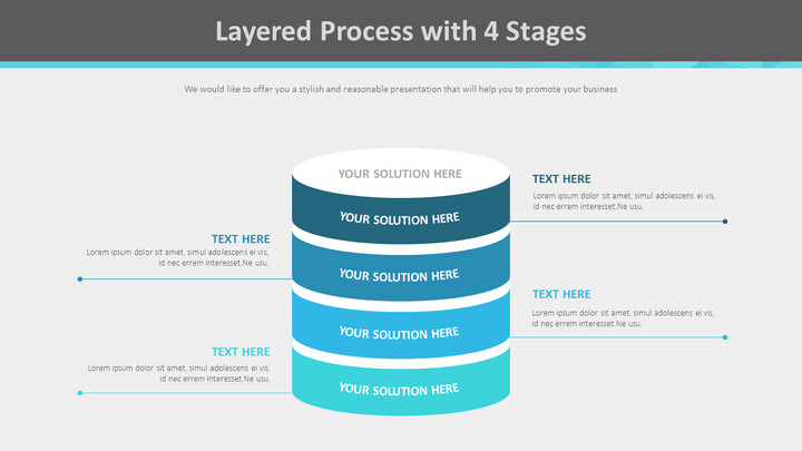 4 단계의 계층화 된 프로세스 다이어그램_01