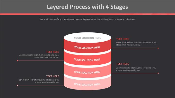 4 단계의 계층화 된 프로세스 다이어그램_02
