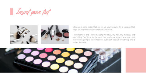 Make Up Forever PPT Presentation_03