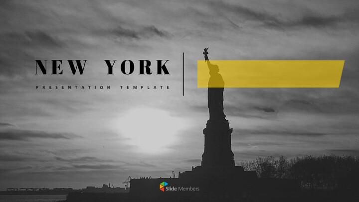 New York Simple Templates Design_01