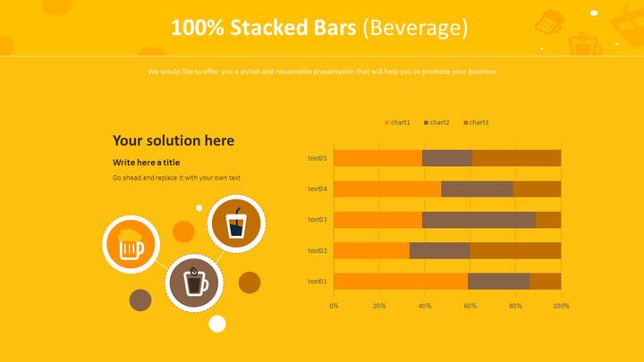 100% Stacked Bars (Beverage)_01
