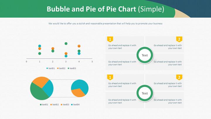 원형 차트의 거품과 파이 (단순)_01