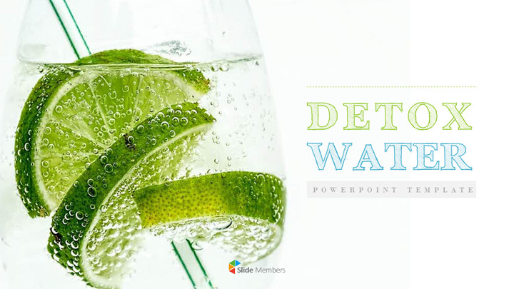 Detox Water PowerPoint Templates Design_01