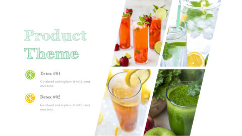 Detox Water PowerPoint Templates Design_05