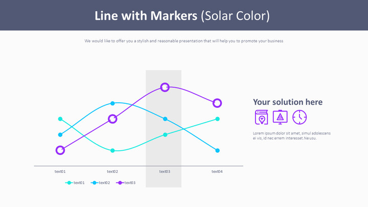 Line with Markers (Solar <span class=\'highlight\'>Color</span>)_01