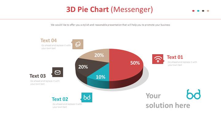3D Pie Chart (Messenger)_01