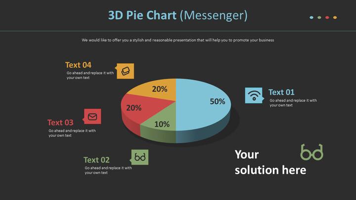 3D Pie Chart (Messenger)_02