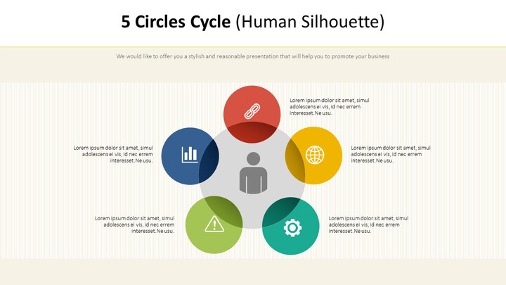 5 Circles Cycle Diagram (Human Silhouette)_01